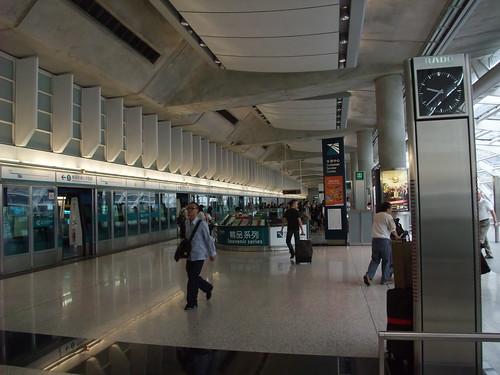 エアポートエキスプレス 香港空港