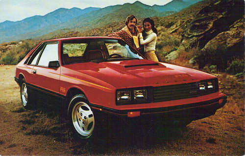 1979 Mercury Capri RS