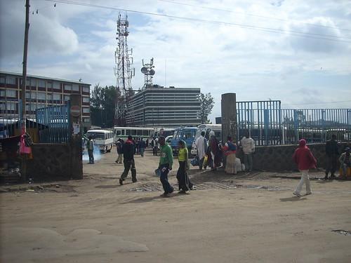 Восток Африки - от Аддис Абебы до Килиманджаро, по пустыне на крыше грузовика