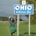 Ohio State Border