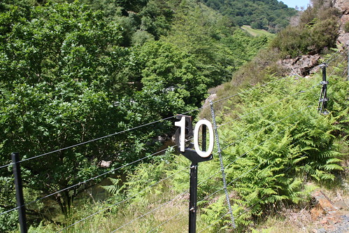 Optimistic speed limit near Nantmor