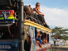 Jeepney from Sabang