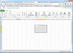 Windows Live Excel webapp