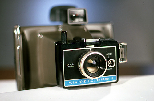 Polaroid Colorpack II Camera