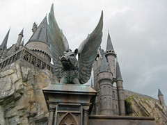 Entrance to Hogwarts