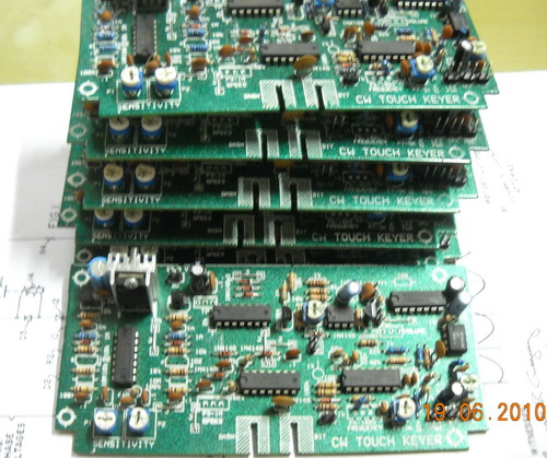 pcb green color
