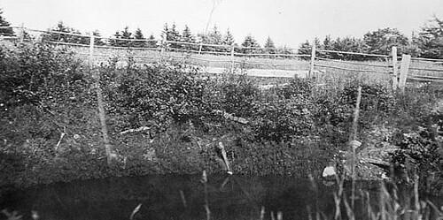 Oak Island Money Pit - Clara Dennis, Nova Scotia Archives