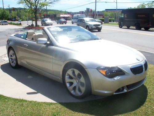 2006 BMW 650i Boston_MA_Exterior
