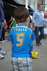 Italian Fans On The Street Of Little Italy (austinhk) Tags: world africa girls boy newzealand italy canada cup southafrica photo football italian italia montral image quebec montreal fifa flag soccer south watching picture images flags wm menschen tournament wc qubec forza vs fans cheer worldcup littleitaly monde coupe crowds fever versus 2010 coupedumonde azzurri copadelmundo italianfans austinhk austink worldcupfans copamundo coupdumonde forzaazzurri fifaworldcup2010 worldcup2010 coupedumonde2010 worldcup2010insouthafrica