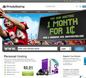 SimplyHosting Review