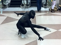 Black suit Spidey (excalipoor) Tags: new york nyc newyorkcity costumes ny newyork game anime comics costume october comic geek cosplay manhattan manga dressup games exhibition midtown geeks videogames gaming convention comicbooks fans fanboy comiccon fandom con geekdom 2010 javits javitscenter fanboys nycc newyorkcomiccon animefestival nycc2010 newyorkcomiccon2010