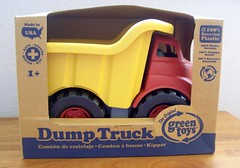 Dump Truck Toy