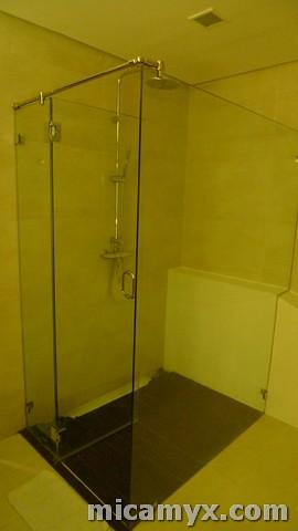 Bathroom Shot # 2 - Shower