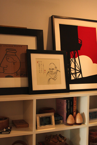 Art and Shelves