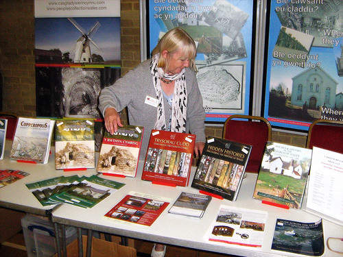 Glamorgan Family History Show Llantrisant