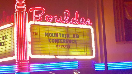 Mountain.rb At The Boulder Theater