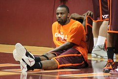 Dorenzo Hudson at Late Night with the Hokies 2010