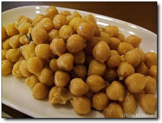 地中海雞豆蒜味橄欖油