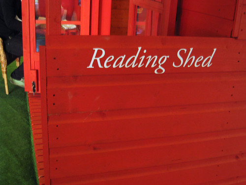 Liverpool Biennial Visitors Centre 2010 Reading Shed