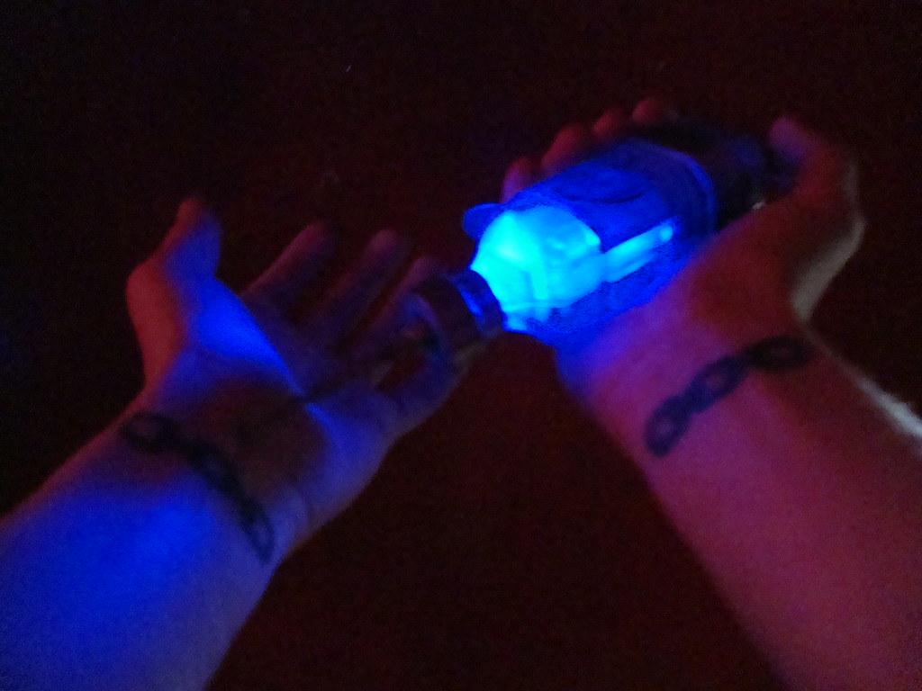 cf7a6f523 Bioshock injecting EVE 4 (Sir Dragon King) Tags: eve tattoo hypo bioshock