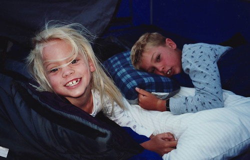 Tent Time ~ 1996