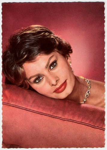 Sophia Loren 2007 Pirelli Calendar Pictures