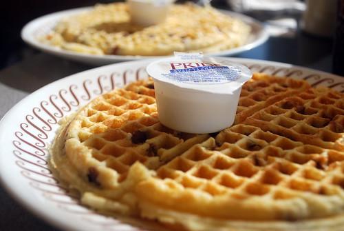 My Pecan Waffle