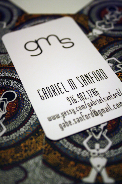 Gabe's Business Cards
