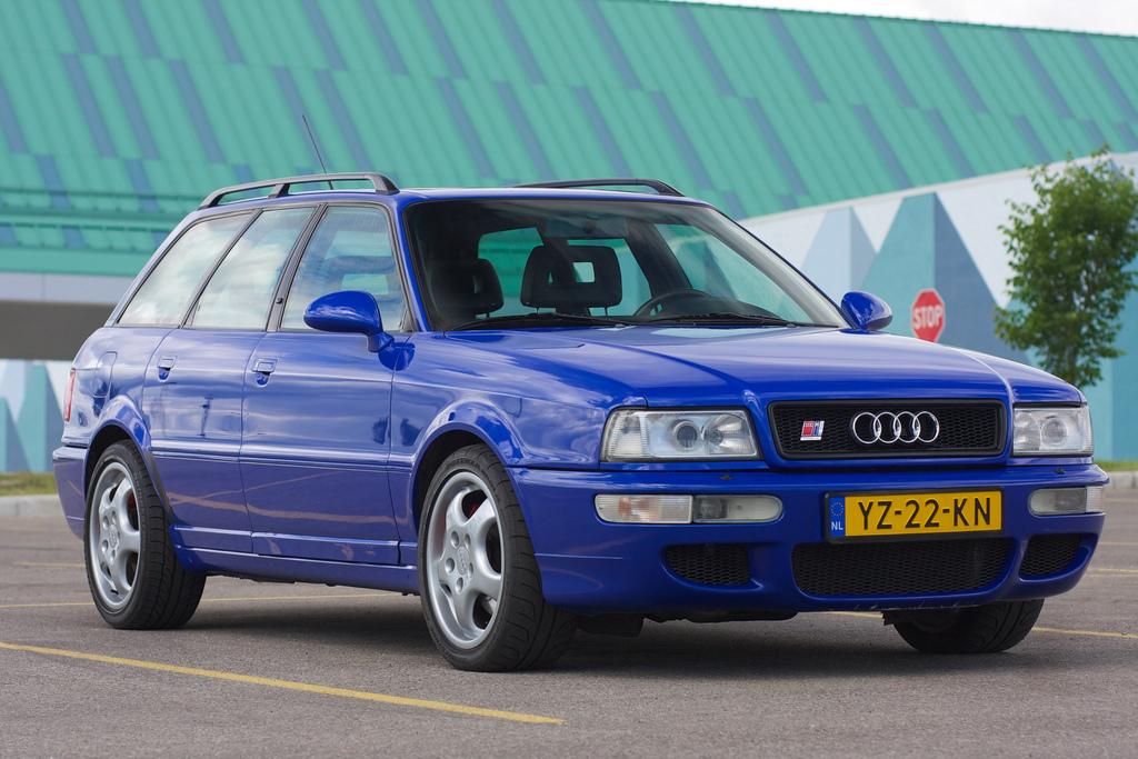... contributor... Audi Rs2
