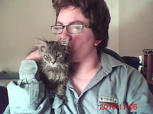 Charlie loves Nimbus!