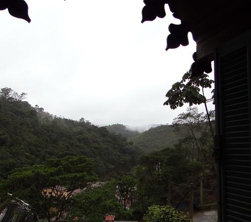 Tarde de chuva