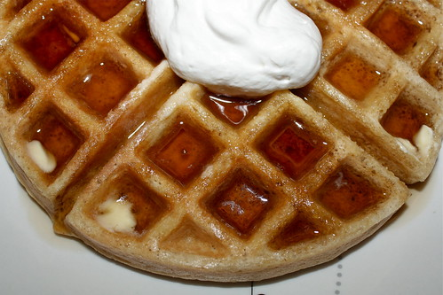 Confessions of a City Eater: Beer Batter Waffles