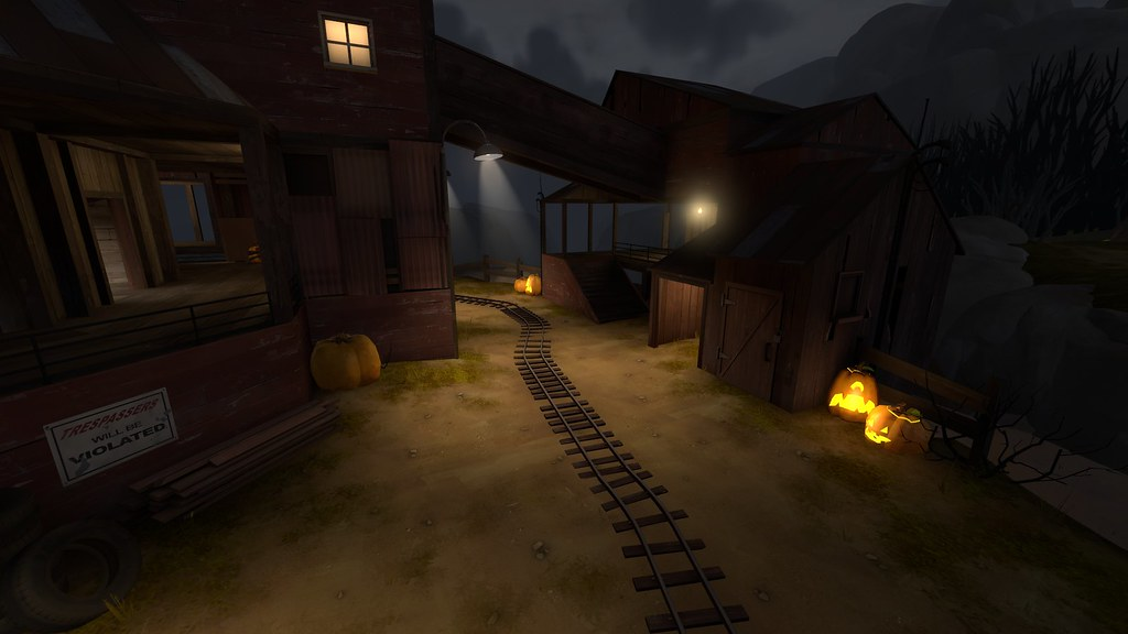 Introducing pl_precipice, a new TF2 map!   Gear