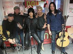 The 69 Eyes ja Aamun Radio!