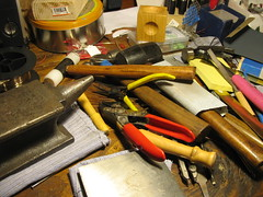 Some of my metalworking tools