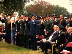 Veterans' Day at Fort Sam National Cemetery (NOWCastSA) Tags: coastguard sanantonio army iraq navy boyscouts marines girlscouts airforce veterans vfw veteransday colorguard nationalcemetery fortsamhouston newcitizens naturalizationceremony fortsam