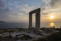 Portara (Daniel Langhammer) Tags: naxos greece grekland palatia portara ancientgreece temple greektemple archaictemple