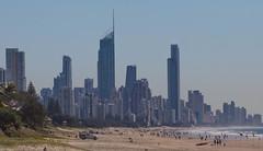 """""""surfers paradise skyline"""" (rod marshall) Tags: goldcoastskyline surfersparadise australianbeaches"""