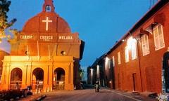 Melaka, Malasia (Cleu Corbani) Tags: melaka malasia malaysia iglesias turismo arquitectura diseño cultura religiones