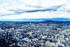 View from Kapuzinerberg #2 (laurenspies) Tags: salzburg austria europe salzachriver salzkammergut at cityscape kapuzinerberg