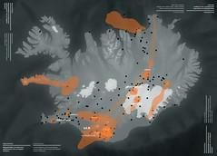 Monitoring of Iceland (Gagarin Interactive) Tags: lavacentre eruptions gagarin basalt interactive exhibiton iceland hvolsvollur volcanic monitoring fissure caldera