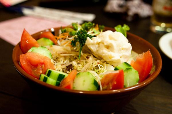 Salad!
