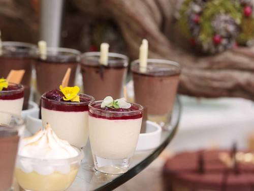 Shooter desserts