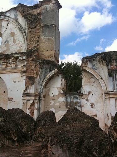 La Recolleción ruins, la Antigua Guatemala