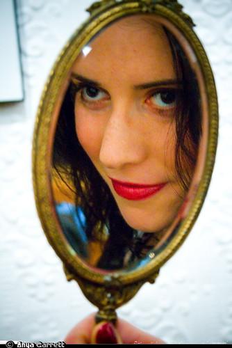 Rachel Kramer Bussel by Anya Garrett