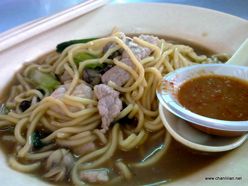 oyster mee
