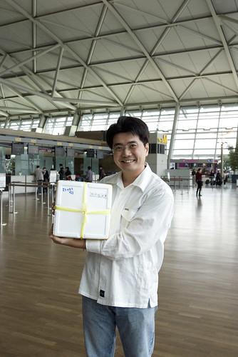 韓國  機場 飯店