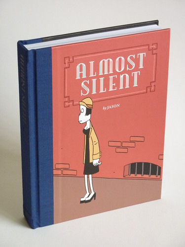 Almost Silent by Jason