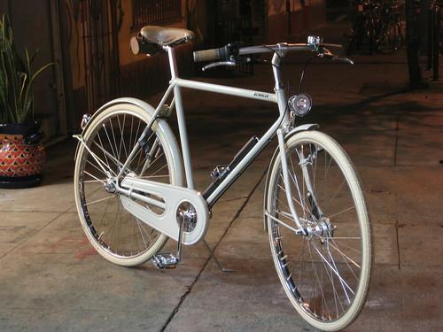 Achielle Retro 57cm Bicycle at Flying Pigeon LA