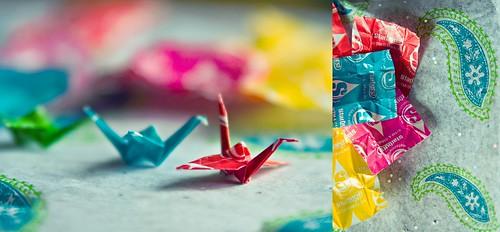 kimono reincarnate starburst origami